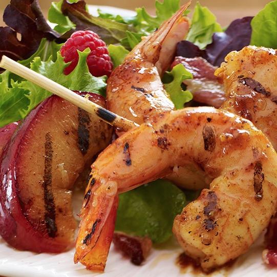 Applewood shrimp