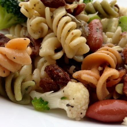 Marks veg pasta salad